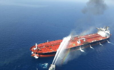 Pompeo: Iran odpowiada za ataki na tankowce w Zatoce Omańskiej
