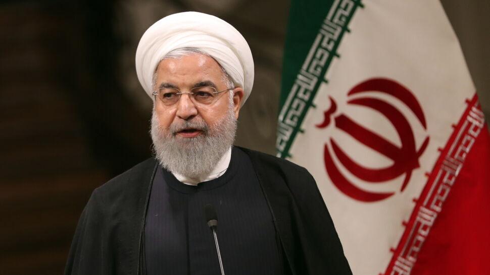 Prezydent Rowhani: Iran nie rozpocznie wojny, ale odpowie miażdżąco na atak