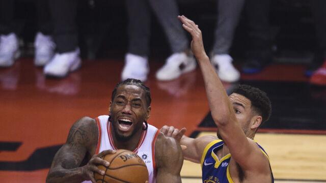 """Gwiazda NBA nie czuje presji w meczach o mistrzostwo. """"Zbyt dużo przeżyłem poza koszykówką"""""""