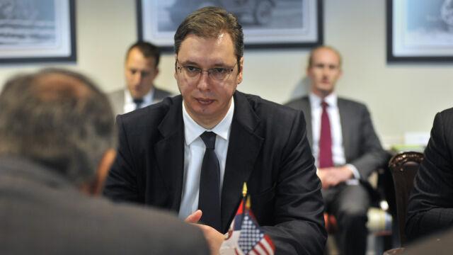 Prezydent Serbii prosi Trumpa  o interwencję w sprawie Kosowa