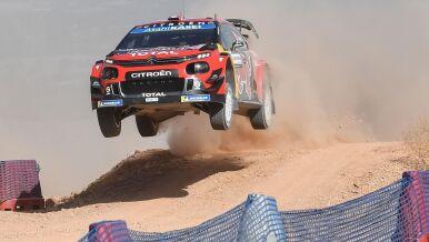 Hybrydowe samochody WRC od sezonu 2022