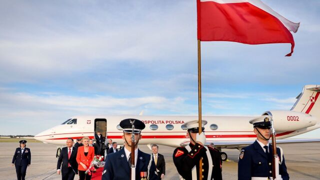 Prezydent Duda z wizytą w USA