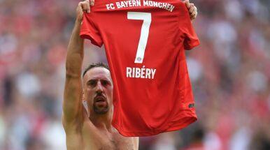 Franck Ribery może zostać kolegą dwóch Polaków