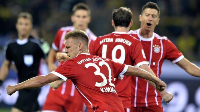 Lewandowski trafiał, Superpuchar dla Bayernu. Po karnych