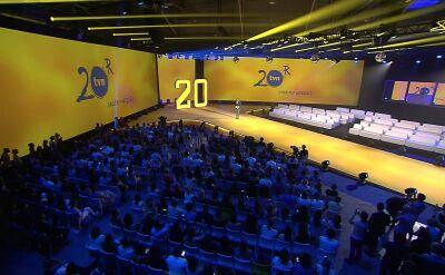 20. urodziny TVN
