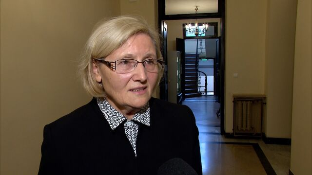 Posłanka PiS tłumaczy swoje słowa w Sejmie