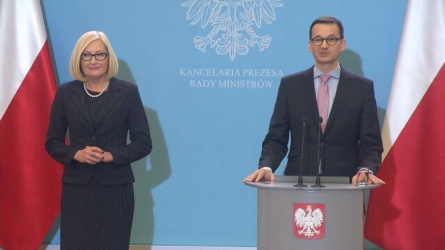 Joanna Kopcińska rzecznikiem rządu