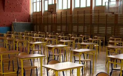 W szkoły podstawowej w Podwiesku nie odbył sięegzamin