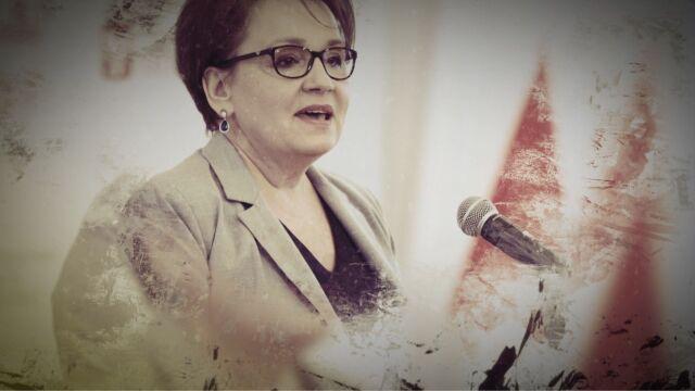 Anna Zalewska, pierwszoplanowa postać kryzysu woświacie
