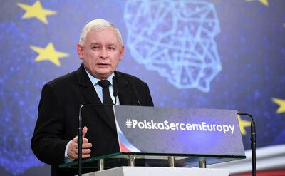 Konwencja regionalna PiS w Lublinie przed eurowyborami