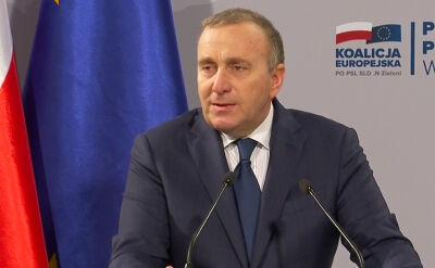 Grzegorz Schetyna przedstawił pięć pytań do Jarosława Kaczyńskiego