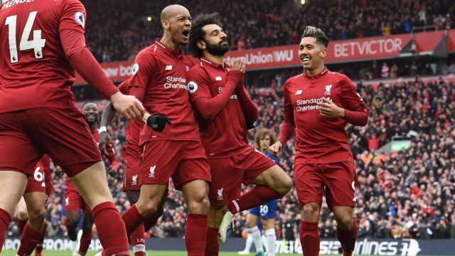 Liverpool przepędził demony. Chelsea pokonana na Anfield