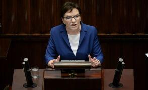 """""""Dziś cała Europa obserwuje, co się dzieje w polskim parlamencie"""""""
