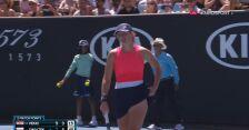 Świątek pokonała Vekić w 3. rundzie Australian Open