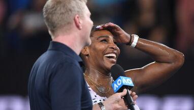 Serena Williams ruszyła w tany. Na koniec efektowny szpagat