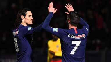 Cavani poprosił o odejście z PSG. Pierwsza oferta Atletico odrzucona