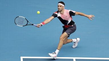 Dobry Federer, lepszy Djoković, najlepszy Dimitrow. Top 5 piłek trzeciego dnia Australian Open