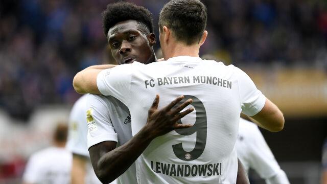 """19-latek spełnia marzenia w Bayernie. """"Ściskam dłoń Lewandowskiego, to niesamowite"""""""