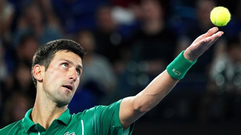 Plan transmisji z 5. dnia Australian Open
