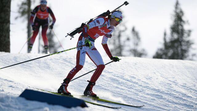 Błysk Hojnisz w mistrzostwach świata. Medal uciekł na finiszu