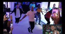 Taneczne umiejętności Sereny Williams