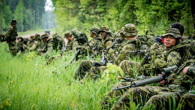 Kanada potwierdza. Ruszy  na wschodnią flankę NATO