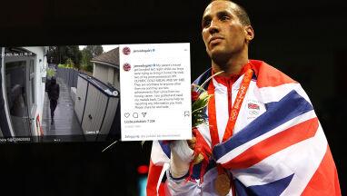 Trwał finał Euro, jemu skradziono złoty medal olimpijski