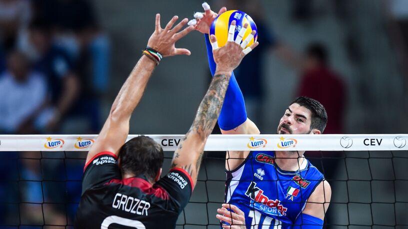 Gwiazda Włochów nie zagra z Polską w Tokio.