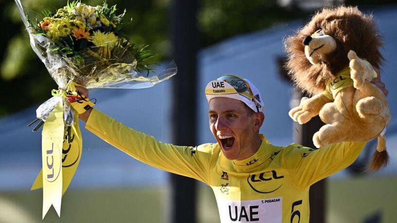 Dwa kolejne Tour de France to mało. Pogacar chce też triumfu w Tokio