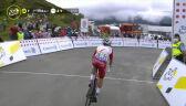 Perez wygrał premię górską na Col de Val Louron-Azet