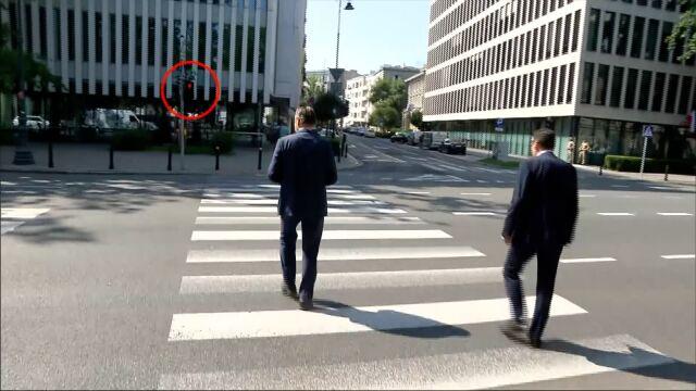 Posłowie Prawa i Sprawiedliwości Arkadiusz Mularczyk i Marek Ast