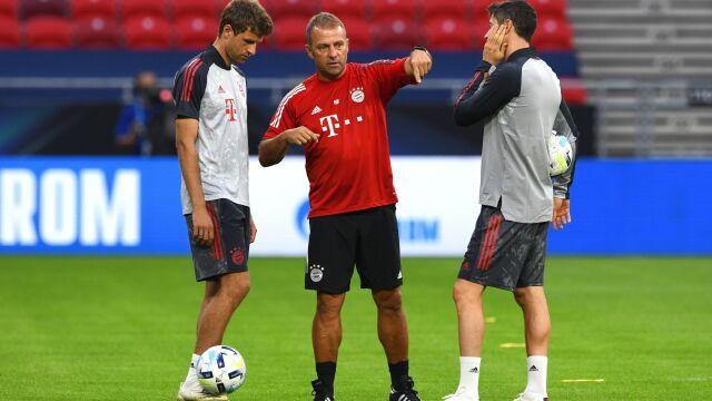"""""""Jak grom z jasnego nieba"""". W Niemczech zaskoczenie decyzją trenera Bayernu"""