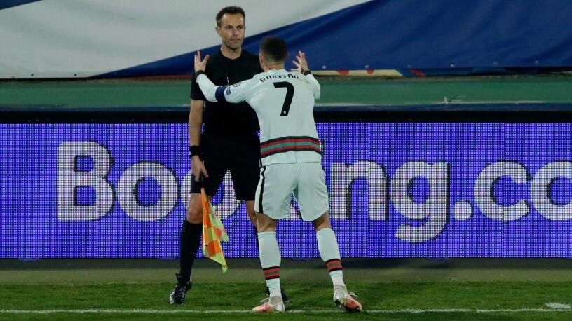 Rozwścieczył Ronaldo i całą Portugalię. Teraz usunięto go z listy na Euro
