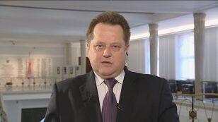 Poseł Jarosław Zieliński o poparciu