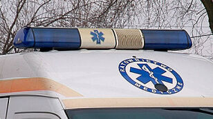 Przyjechał ratować życie, został pobity (TVN24)