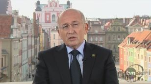Prof. Wojciech Cichy o chorobie (TVN24)