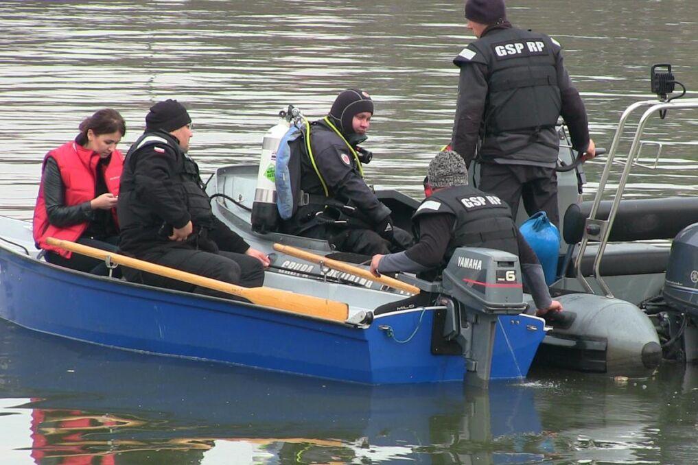 W Wiśle znaleziono kilkadziesiąt przedmiotów. Ich analiza wykaże, czy mają związek ze sprawą zamordowanej studentki