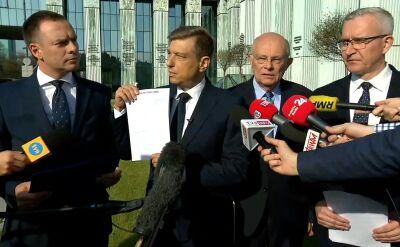 Koalicja Obywatelska złożyła protesty wyborcze dotyczące trzech okręgów w wyborach do Senatu