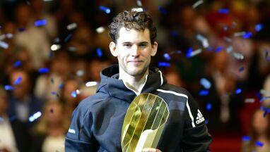 Thiem spełnił marzenie i wygrał turniej w Wiedniu