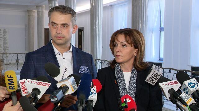 Morawska-Stanecka o wnioskach o ponowne przeliczenie głosów w dwóch okręgach w wyborach do Senatu