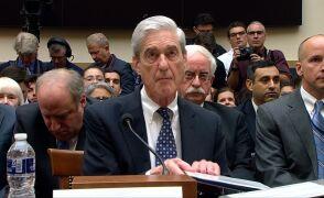 W sprawie śledztwa Robert Mueller odpowiadał przed komisją Kongresu