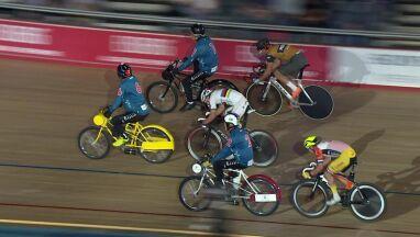 Prokopyszyn drugi w wyścigu punktowym Six Day London. Powrót Cavendisha
