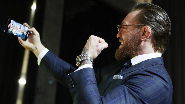 McGregor skazany za pobicie. Kara raczej go nie zaboli