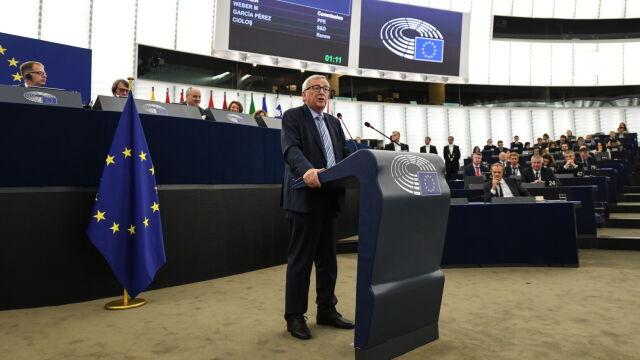 """Juncker """"pokazał, co to znaczy być Europejczykiem"""""""