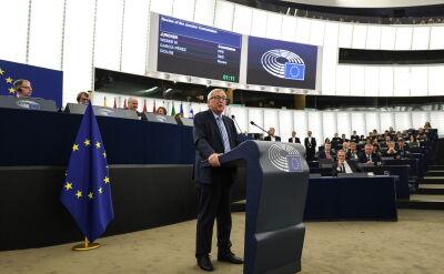 W Parlamencie Europejskim podsumowano działalność Komisji Europejskiej Jean-Claude'a Junckera