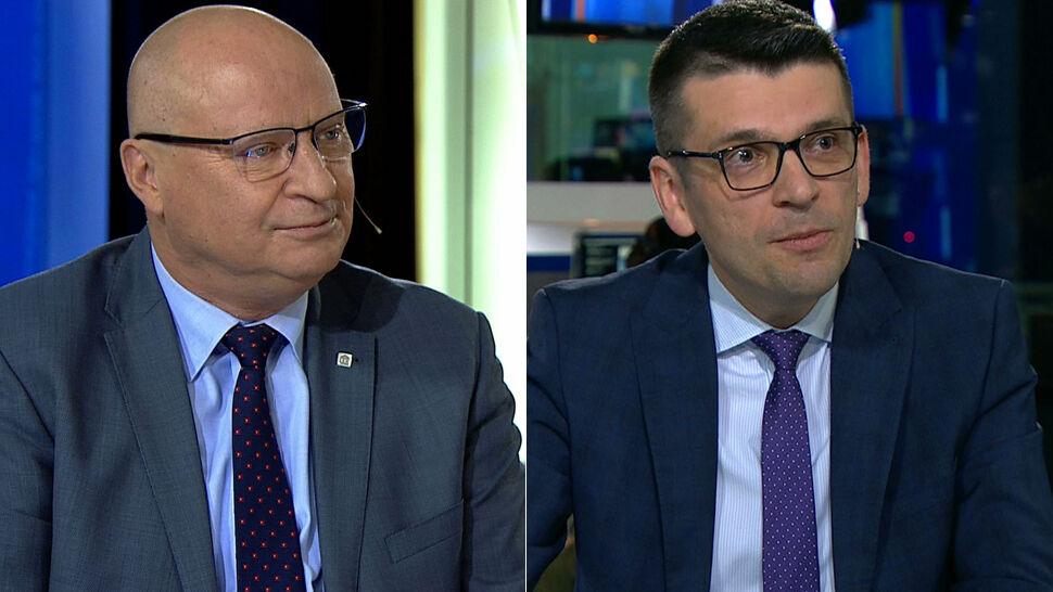 """Parchimowicz: decyzja o odmowie wszczęcia śledztwa w sprawie wież """"przygotowana wcześniej"""""""