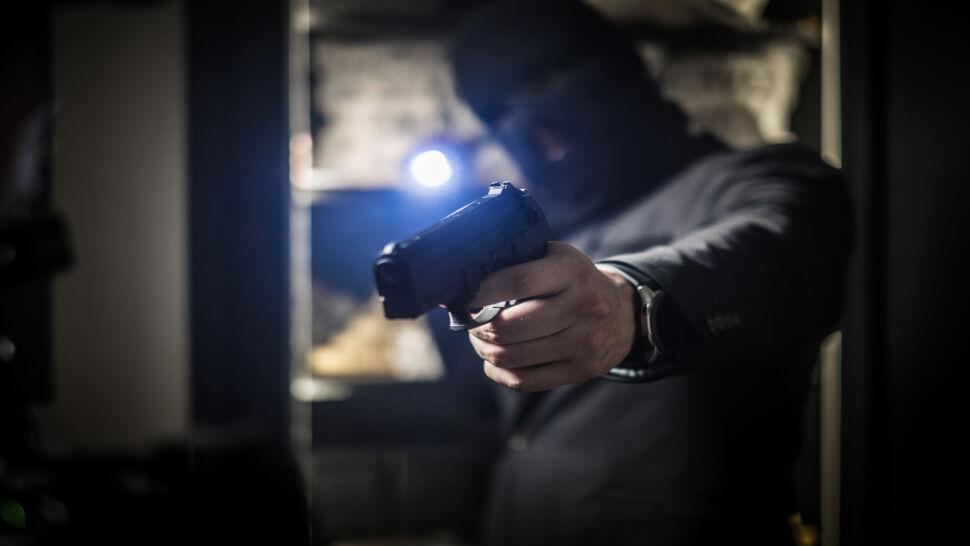 Oglądał filmy i napadał na banki. W peruce, ciemnych okularach, z atrapą broni, przez 11 lat