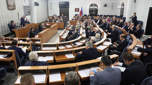 PiS chce przeliczenia głosów w sześciu okręgach do Senatu