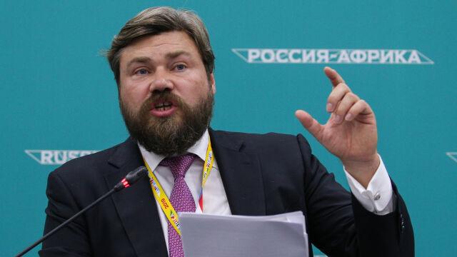 Objęty sankcjami oligarcha doradzi trzem krajom, jak zdobyć ponad dwa miliardy dolarów