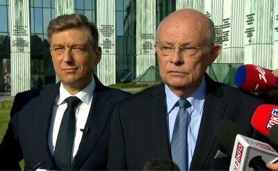 Borowski o proteście wyborczym Koalicji Obywatelskiej, dotyczącym okręgu nr 26